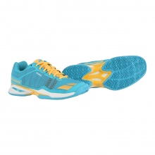 Babolat JET Team Clay hawai/apricot Tennisschuhe Damen