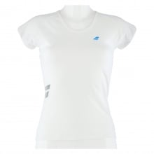 Babolat Shirt Core 2017 weiss Girls
