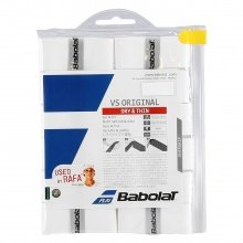 Babolat Overgrip VS Grip Original 0.4mm weiss 12er