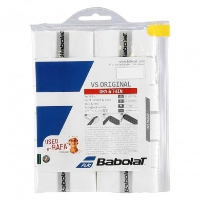 Babolat VS Grip Original 12er weiss
