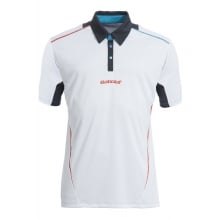 Babolat Polo Match Performance 2015 weiss Boys