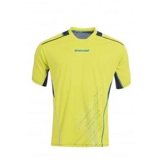 Babolat Tshirt Match Performance 2015 gelb Herren