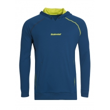 Babolat Sweatshirt Match Performance 2015 blau Boys (Größe 128)