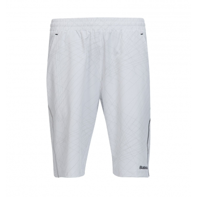 Babolat Short X Long Match Performance 2015 weiss Herren