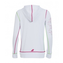 Babolat Sweatshirt Match Performance 2015 weiss Damen