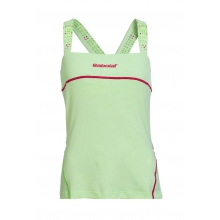 Babolat Tank Match Performance 2015 mintgrün Damen