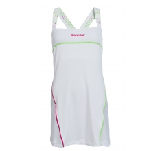 Babolat Kleid Match Performance 2015 weiss Damen