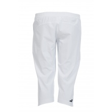 Babolat 3/4 Pant Match Performance 2015 weiss Damen
