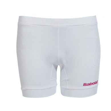 Babolat Shorty Match Performance 2015 weiss Damen