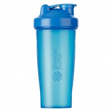 BlenderBottle Trinkflasche Classic Original 820ml cyan
