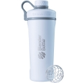 BlenderBottle Trinkflasche Radian Thermo Edelstahl 770ml weiss