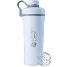BlenderBottle Trinkflasche Radian Thermo Edelstahl 770ml weiss