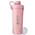 BlenderBottle Trinkflasche Radian Thermo Edelstahl 770ml pink
