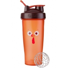 BlenderBottle Trinkflasche Classic Loop 820ml Hahn orange
