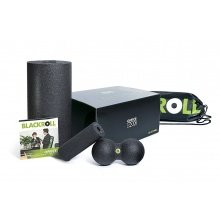 Blackroll OFFICE BOX Set schwarz