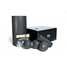 Blackroll Blackbox Set Standard schwarz (Standard+Ball 08+ Duoball 08+Mini)