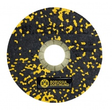 Blackroll Faszienrolle Standard Borussia Dortmund 30x15cm schwarz/gelb