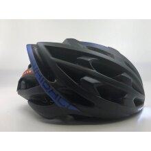 Baabali Fahrradhelm Strato One schwarz/blau
