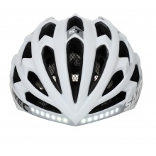 Baabali Fahrradhelm Strato One weiss/silber