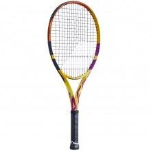 Babolat Pure Aero #21 Rafa 26in Kinder-Tennisschläger (11-14 Jahre) - besaitet -