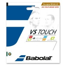 Babolat Tennissaite VS Touch Naturdarm amber 12m Set