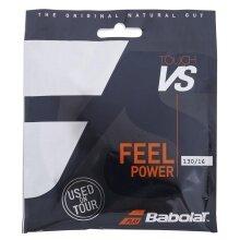 Babolat Tennissaite VS Touch schwarz 12m
