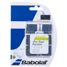 Babolat Pro Tour Traction Overgrip 3er schwarz