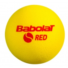 Babolat Stage 3 Red Foam Schaumstoffbälle 3er