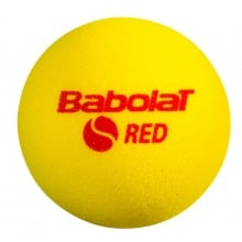 Babolat Stage 3 Red Foam Schaumstoffbälle 24er