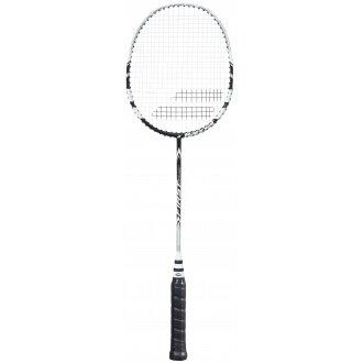 Babolat First Power 2014 grau Badmintonschläger