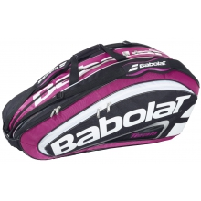 Babolat Racketbag Pro Team 2014 rose 12er