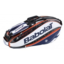 Babolat Racketbag Pure Aero French Open 2016 6er weiss