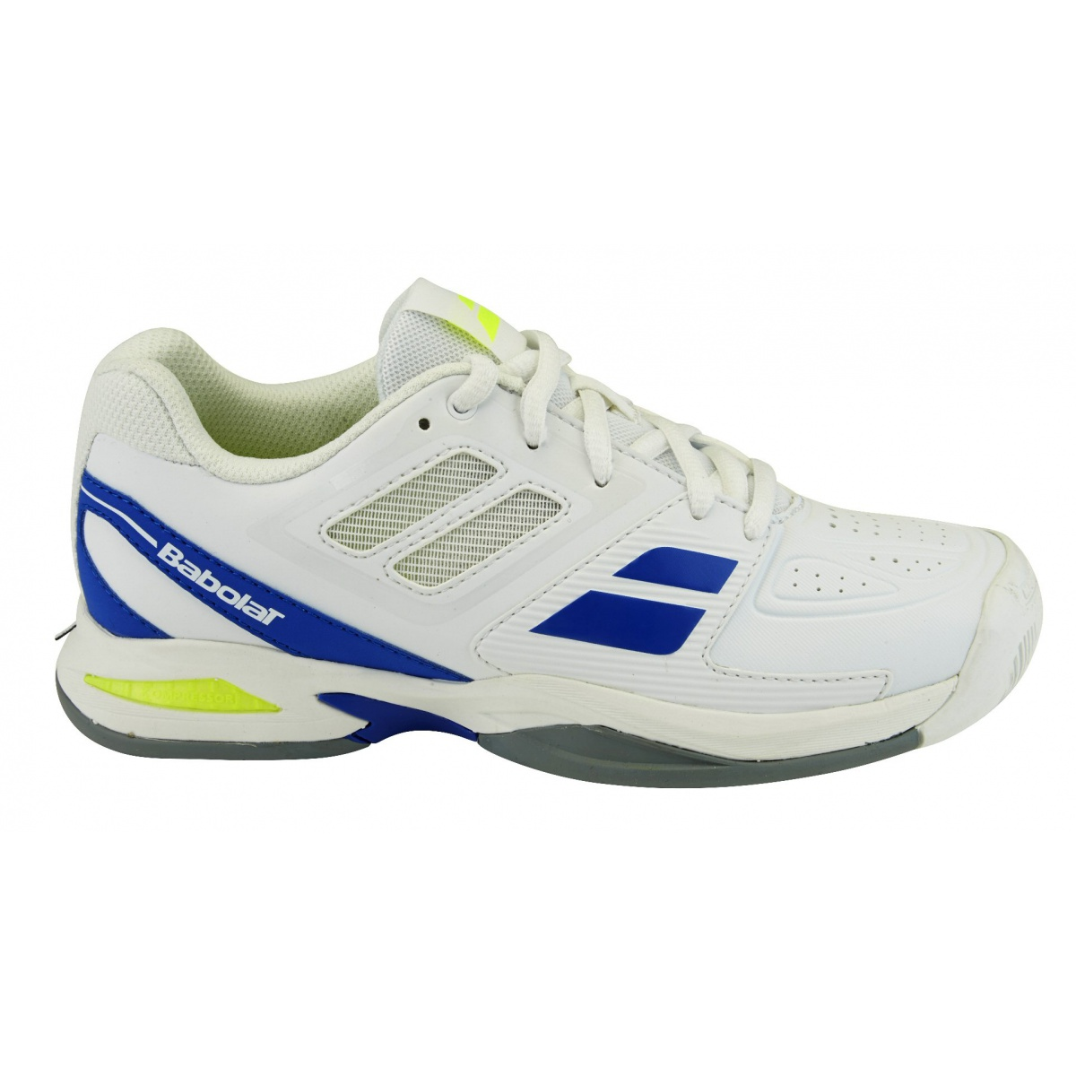 BABOLAT Propulse Team All Court Schuhe Kinder, Blau, 31