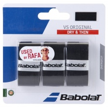 Babolat VS Original 0.4mm Overgrip 3er schwarz