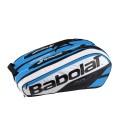 Babolat Racketbag Pure 2017 weiss/blau 12er