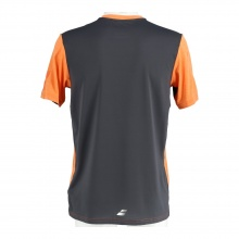 Babolat Tshirt Performance V-Neck 2017 orange Herren