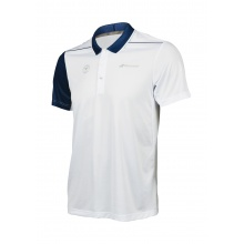 Babolat Polo Performance Wimbledon 2018 weiss Herren