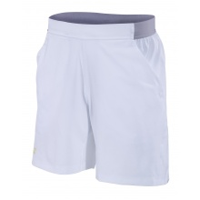 Babolat Tennishose Short Performance #19 kurz weiss Herren