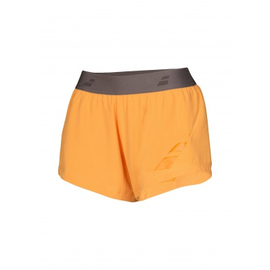 Babolat Short Performance 2016 orange Damen