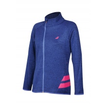 Babolat Jacket Performance 2018 blau Damen