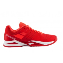 Babolat Propulse Team Clay 2017 rot Tennisschuhe Herren