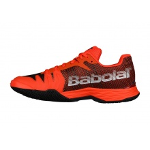 Babolat Jet Mach II Clay 2018 orange Tennisschuhe Herren
