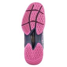 Babolat Jet Mach II Allcourt 2019 pink/schwarz Tennisschuhe Damen