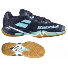 Babolat Shadow Tour 2021 schwarz Stabil-Badmintonschuhe Damen