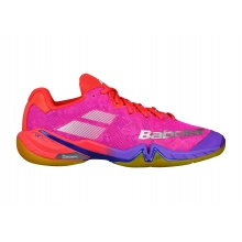 Babolat Shadow Tour 2018 pink Badmintonschuhe Damen