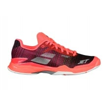 Babolat Jet Mach II Allcourt pink Tennisschuhe Damen (Größe 38,5+40)