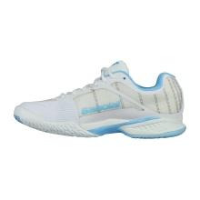 Babolat Jet Mach I weiss/blau Allcourt-Tennisschuhe Damen
