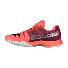 Babolat Jet Mach II Clay 2018 pink Tennisschuhe Damen