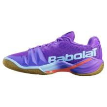 Babolat Shadow Tour 2019 violett Badmintonschuhe Damen