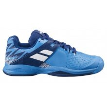 Babolat Propulse 2021 blau Allcourt-Tennisschuhe Kinder